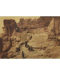 Edward S. Curtis (1868-1952) - Acoma Roadway (PDC90213C-0221-004)