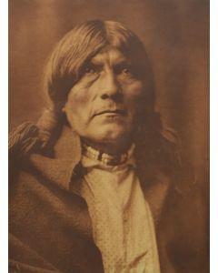 Edward S. Curtis (1868-1952) - Ambrosio Martinez, San Juan (PDC90213C-0221-005)