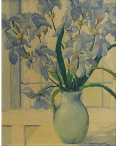 Charles H. Reynolds (1902-1963) - Iris