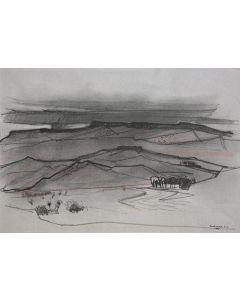 SOLD Doel Reed (1895-1985) - Sangre de Cristo Mountains