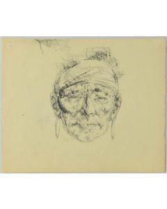 Ralph Brownell McGrew (1916-1994) - Native Portrait (PDC90536-1220-035)