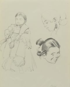 Ralph Brownell McGrew (1916-1994) - Drawing (PDC90536-1220-107)3