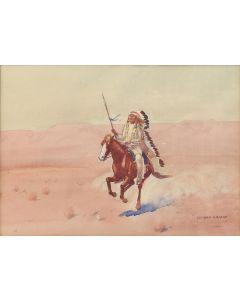 Leonard H. Reedy (1899-1956) - Indian Chief