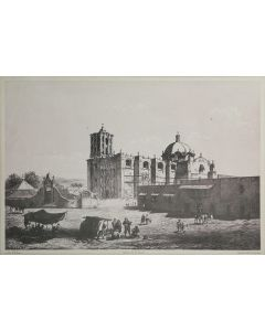 John Phillips  - Iglesia de Zimapan