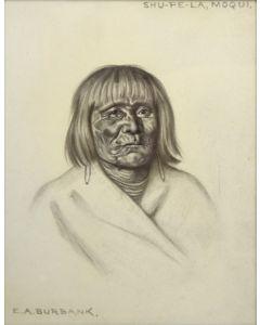 E.A. Burbank (1858-1949) - Shu-Pe-La, Moqui