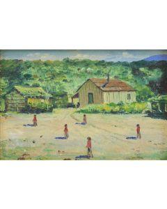 E.A. Burbank (1858-1949) - Temecula Indian Homes