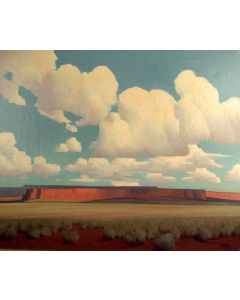 SOLD Harold Buck Weaver (1899-1961) - Arizona