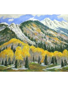 SOLD Ila McAfeee - Aspens at Turning