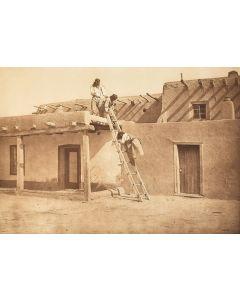 Edward S. Curtis (1868-1952) - San Ildefonso (PDC91305C-0521-001) 1