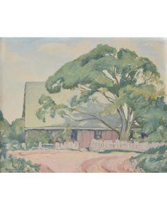 SOLD Arthur Haddock (1895-1980) - Wortham, Texas