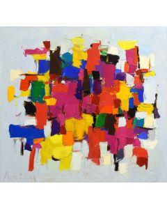 Olga Albizu - Untitled Abstraction I
