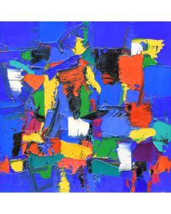SOLD Olga Albizu (1924-2005) - Untitled Abstraction III