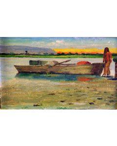 SOLD E. A. Burbank (1858-1949) - Pima Indian