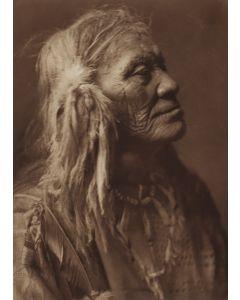 Edward S. Curtis (1868-1952) – Luqaiot - Kittitas