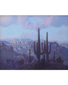 SOLD Jack Van Ryder (1898-1968) - Monuments of Time