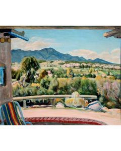 SOLD Joseph Fleck (1892-1977) - The Ranchos Valley