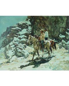 Ross Stefan (1934-1999) – Canyon Diablo (PDC91979C-0920-001)