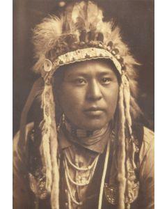 Edward S. Curtis (1868-1952) - White Bull - Umatilla