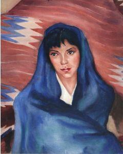 SOLD Gene Kloss (1903-1996) - Taos Bride
