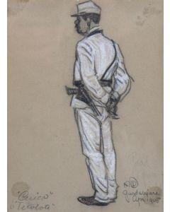 Maynard Dixon (1875-1946) - Cuica Da Tecolote