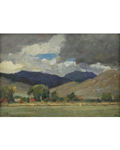 Maynard Dixon (1875-1946) - SOLD - Carson, Nevada