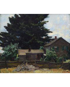 Maynard Dixon (1875-1946) - Lone Pine