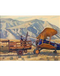 Dennis Ziemienski - Desert Refueling