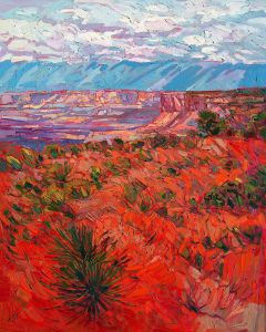 Erin Hanson - Canyonlands Vista
