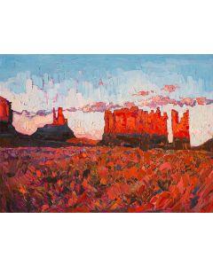 Erin Hanson - Desert Dawn