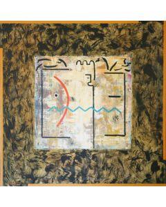 SOLD Dan Namingha (b. 1950) - Hopi Symbolism