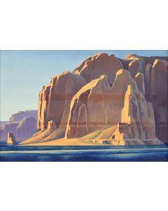 Ed Mell - Castle Rock, Lake Powell