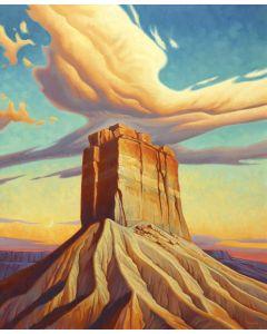 SOLD Greg Newbold - Skyward (PLV1459-1020-001)