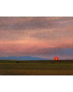 Jeff Aeling - Smoke Plume Near Cotopaxi, Co. (PLV90107-0121-009)