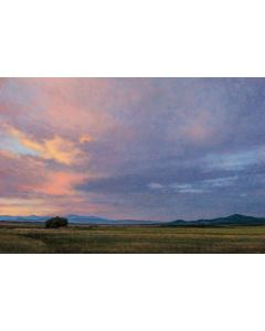 Jeff Aeling - Sunset West of Cotopaxi, Co. (PLV90107-0121-010)