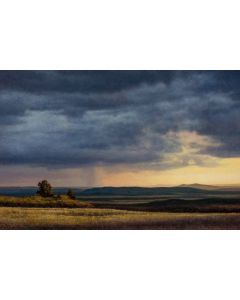 Jeff Aeling - Thunderstorm on the Front Range, Co. (PLV90107-0121-012)