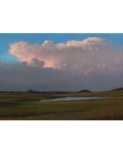 Jeff Aeling - Twilight East of Larkspur, Co. (PLV90107-0121-014)