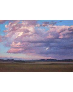 Jeff Aeling - Sunset Eleven Mile Reservoir, Colorado