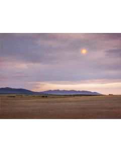 Jeff Aeling - Smoke Plume, West of Cotopaxi, Colorado