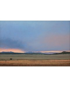 Jeff Aeling - Twilight S. of Galisteo, NM