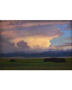 Jeff Aeling - Thunderstorm, Sangres