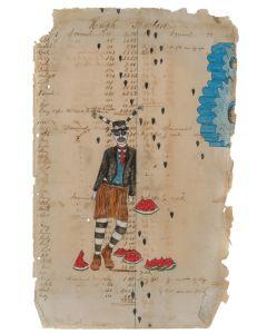 Julia Arriola - Steampunk Koshari (PLV90194-0720-008)