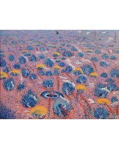 Shonto Begay - Desert Bloom (PLV90210A-019-002)