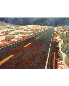 SOLD Shonto Begay - Homeward Bound