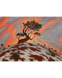 Shonto Begay - One Tree Hill (PLV90210A-0421-007)