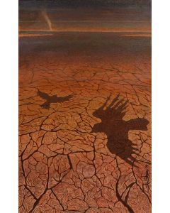 Shonto Begay - Above Parched Ground (PLV90210A-0421-008)
