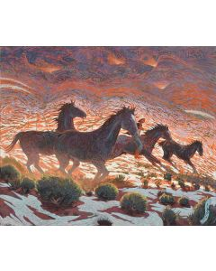 Shonto Begay - The Spirit Riders