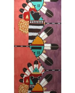 Dale Jackson - Hopi Kachina (PLV90211C-0121-024)