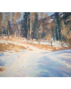 SOLD Jill Carver - The Back Road (PLV90335B-0221-005)