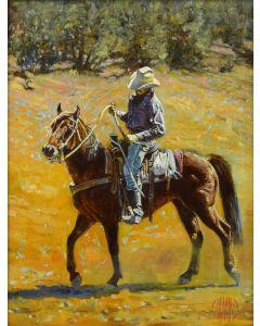 Frederick Hambly - The Wrangler (PLV90346B-1219-003)
