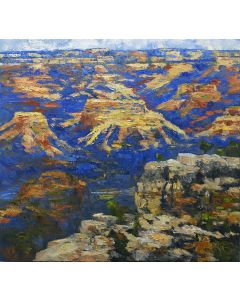 James Cook - Grand Canyon, Late Afternoon